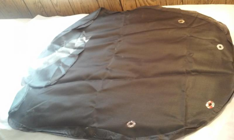 Inder Sidecar Tonneau Cover Bottom Side Euro