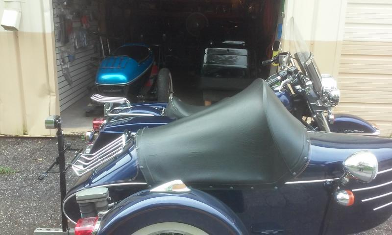 Florida Sidecar Products Shop used sidecars for sale