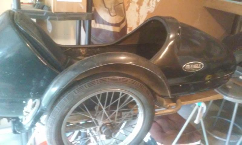 Spirit of America Eagle Sidecar used for sale $1100