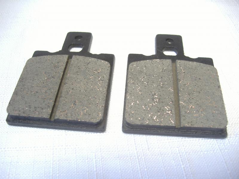 Champion an California Sidecar one pin brake pads for Brembo P32F Caliper