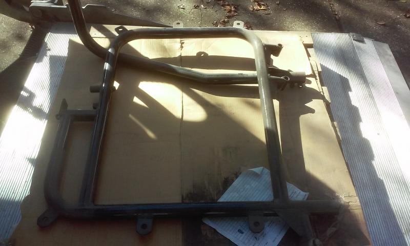 California Sidecar Friendship III  Frame New Old Stock OEM Motorcycle