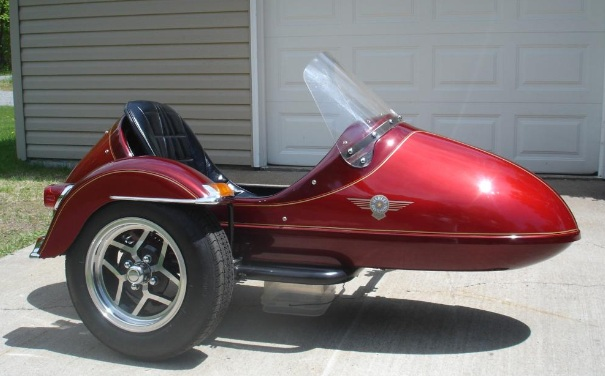 Bikes With Sidecars For Sale California Sidecar