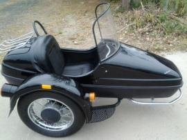 Velorex Sidecar black