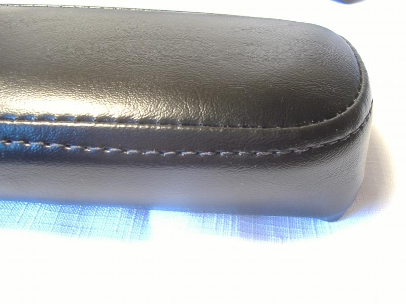 Motorcycle Sidecar Arm Rest Seam