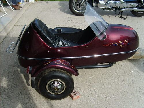 California Sidecar Commuter Model