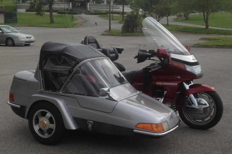 Honda GL & California Sidecar Friendship III