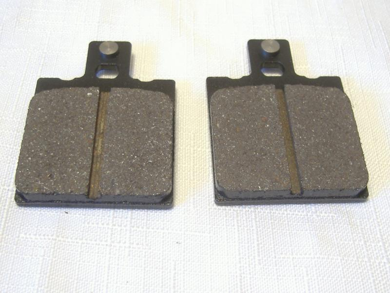 California Sidecar Brake Pads & Champion  one Pin Style Motorcycle