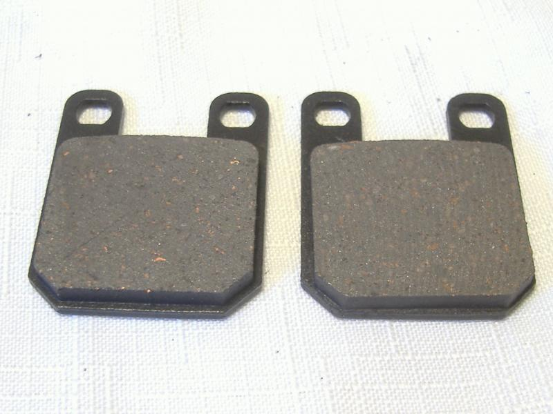 California Sidecar Friendship II SE & FS III brake pads two pin style