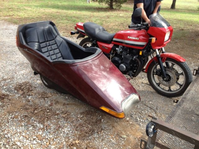 California Sidecar made Flexit Sidecar