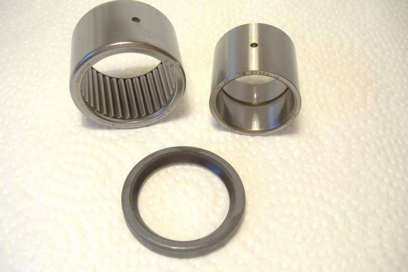 California Sidecar Torsion Arm/Bar Bearing, Race, Seal Kit