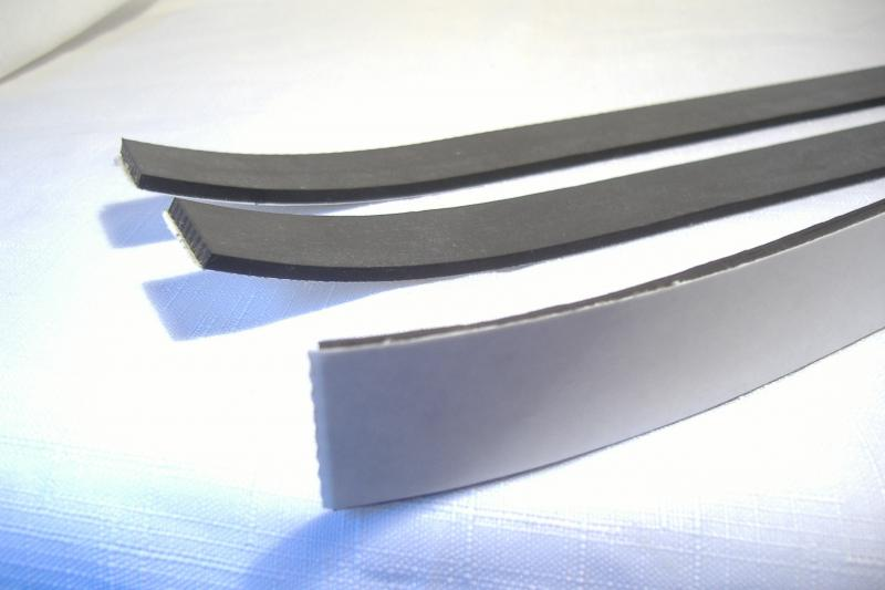Calafornia Sidecar rubber body dampers with adhesive