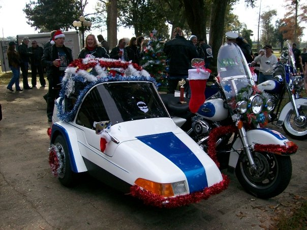 California Sidecar Friendship III