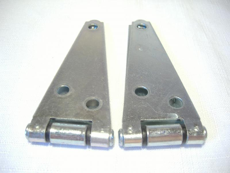 Champion Legend Sidecar OEM Seat Hinge Pair Motorcycle