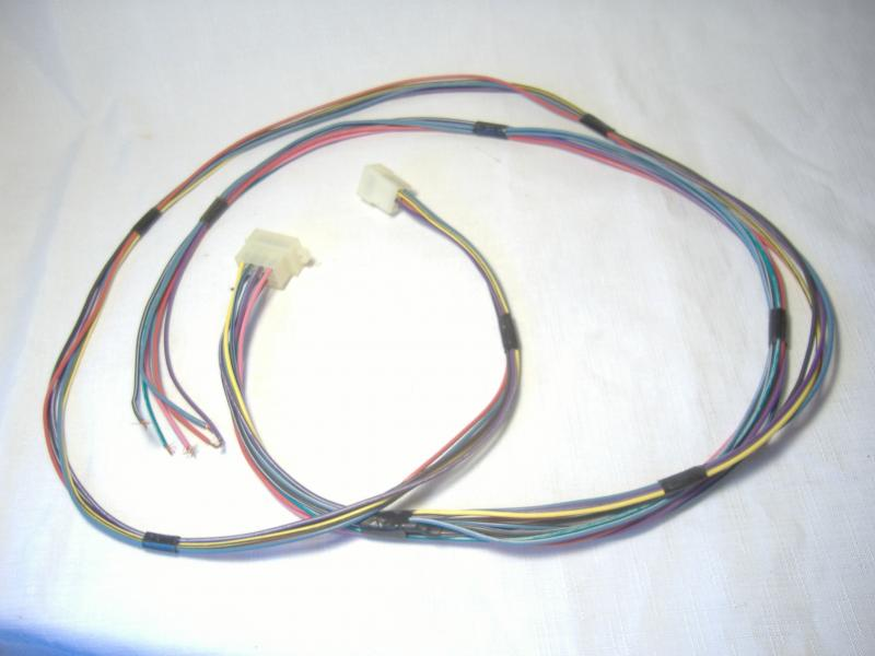 Motorcycle Wire harness to California Sidecar