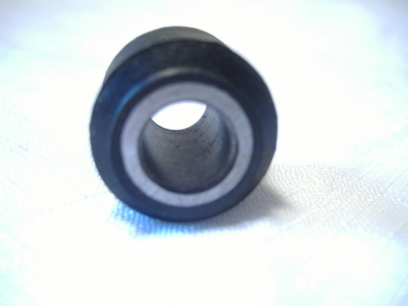 VW sidecar steering damper bushing replacement I.D.