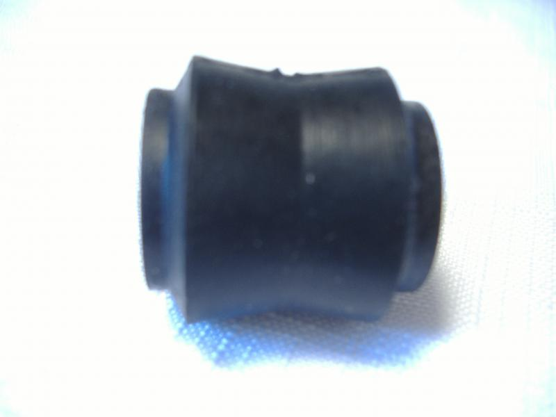 VW sidecar steering damper bushing replacement  rubber
