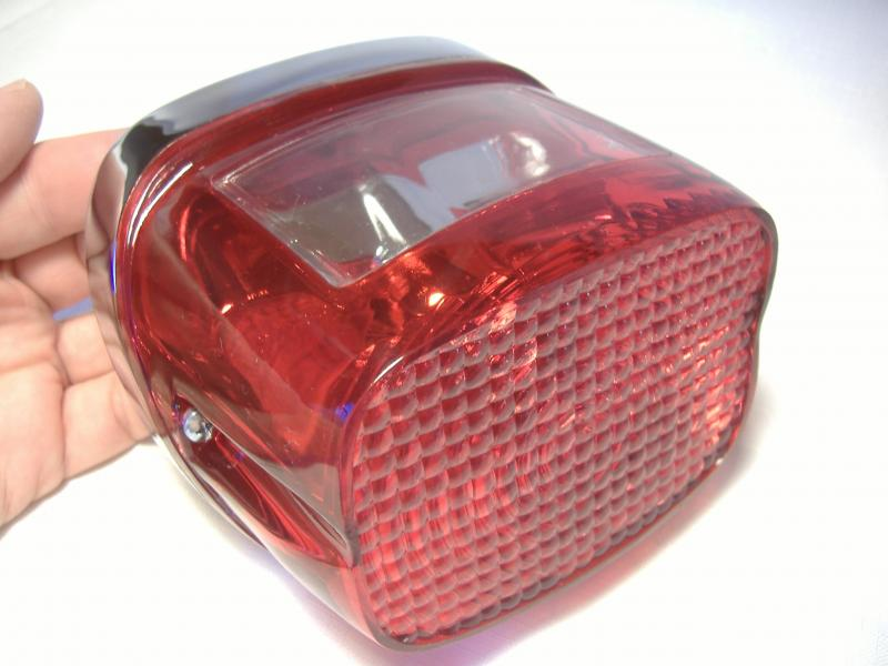 Harley-Davidson Sidecar CLE Taillight