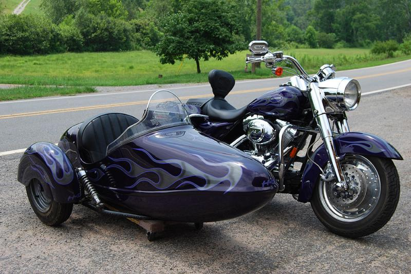 International Sidecar made in St. Paul Minnesota