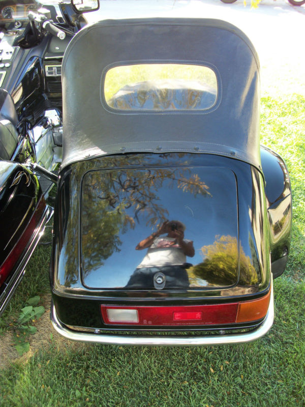 Champion Escort Sidecar long taillight