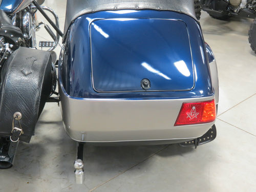 Champion Escort Sidecar newer small taillight