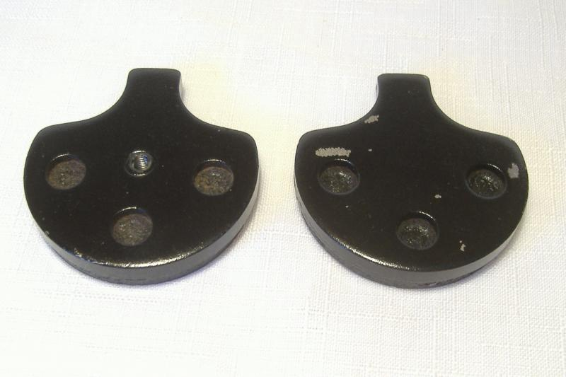 Harley davidson sidecar brake pads 1998-up aftermarket