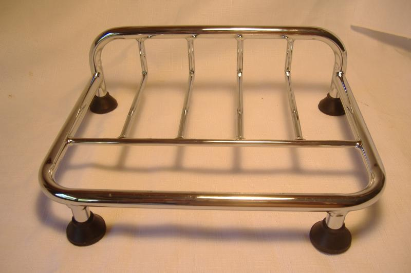 Motorcycle Sidecar luggage Rack Hitchhiker California Champion