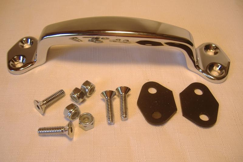 Motorcycle Sidecar Trunk Lid Handle Grab
