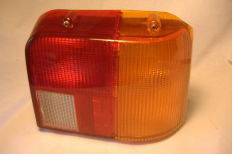 California Sidecar Friendship III Old Style Square Taillight Assemble