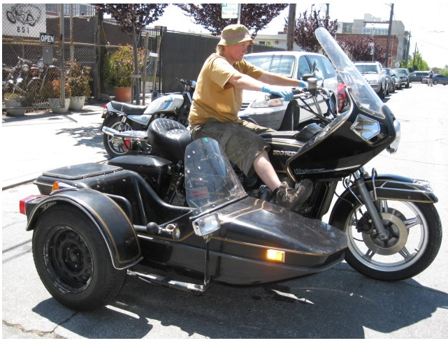 Hitchhiker Sidecar
