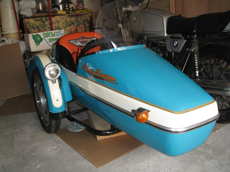 Florida Sidecar Products - Viewers Sidecar Pictures