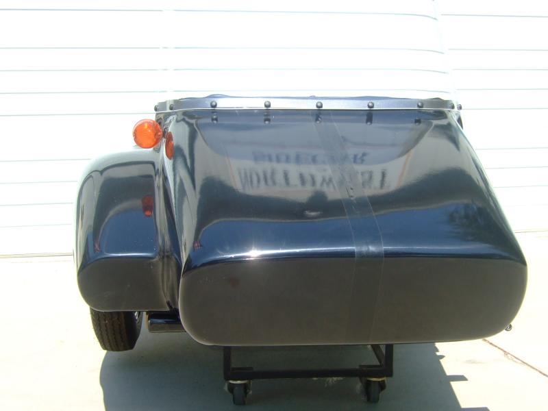 Kenna Sidecar Front Two Passenger Version
