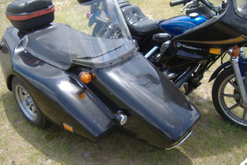 Kenna Sidecar late model version
