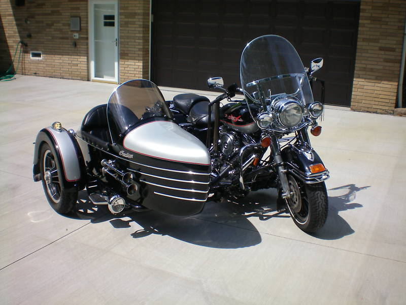 Champion Sidecar with trim