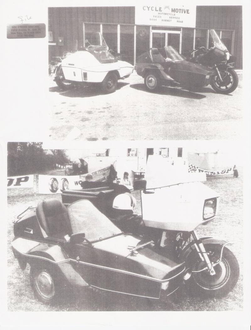 Moline Ultra Sidecar dealer