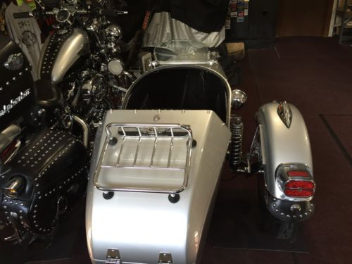 Motorvation Spyder Sidecar Luggage Rack