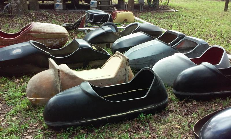Scooter Sidecar Bodies & Watsonian Bullet Nose & SOA Eagle Body