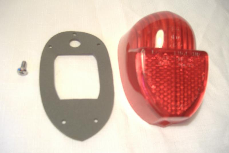 Eagle Sidecar taillight lens kit new Spirit of America Lucas