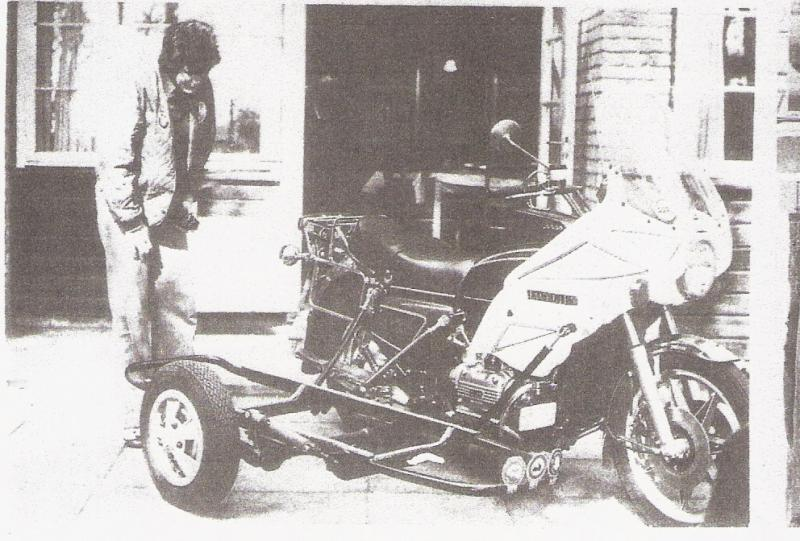 Shirley Moline Sidecar Manufacture & Distributer  Frame