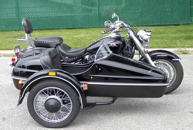Velorex 562 Sidecar model