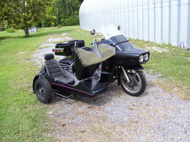 Thompson Cyclecar sidecar