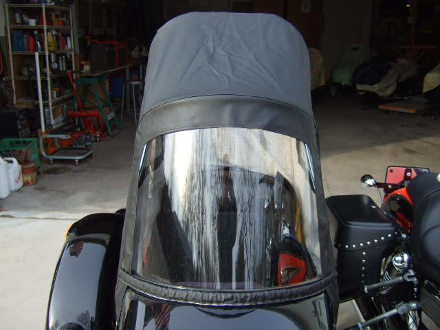 Convertible Top front strap Velorex Sidecar 562 562 for sale