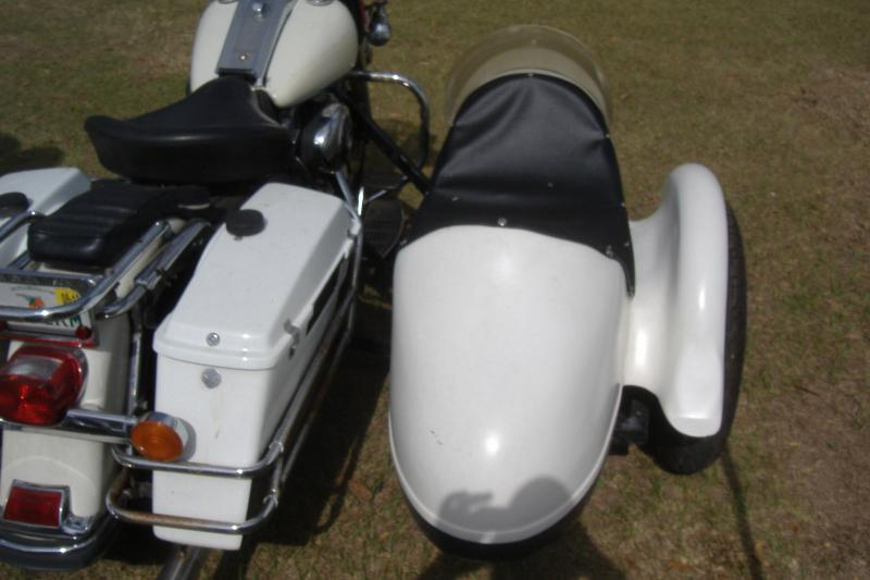Spirit of america Eagle sidecar