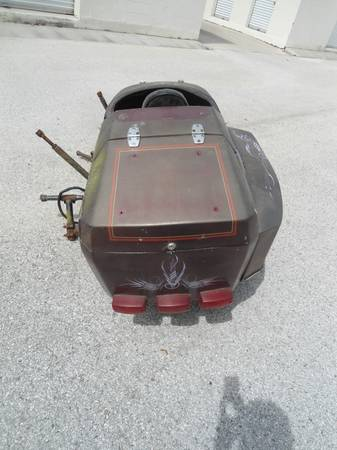 Moline sidecar taillights