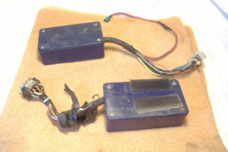 California Sidecar Brain boxes for Intercom system